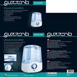 GUZZANTI GZ 985 - použité